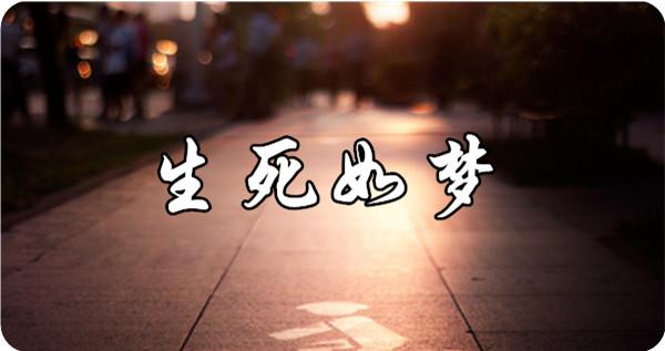 生死如梦(上)