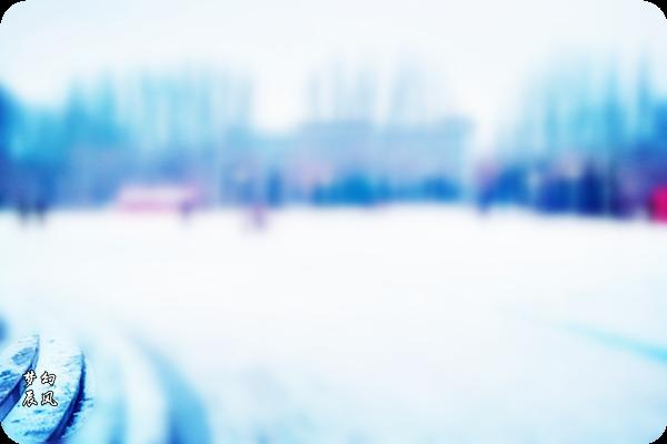 雪落飘零时,寒梦萧瑟意