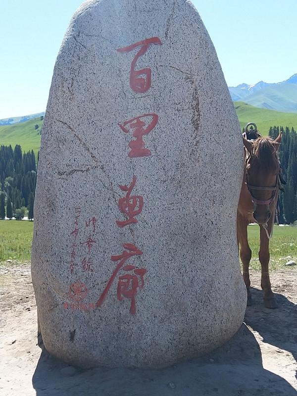 新疆伊犁·你好,这里是从百里画廊走独库公路到那拉提